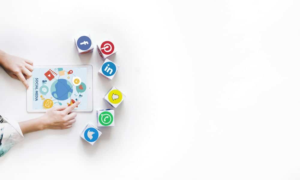 Imagen de gestión de redes sociales