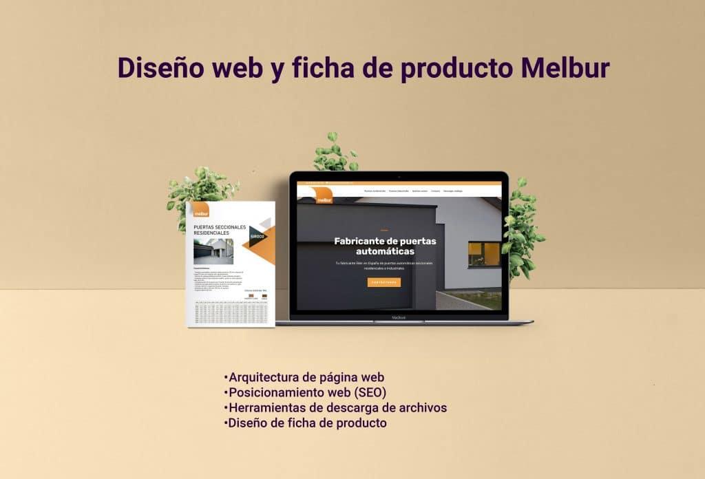 Trabajo de diseño web ejemplo