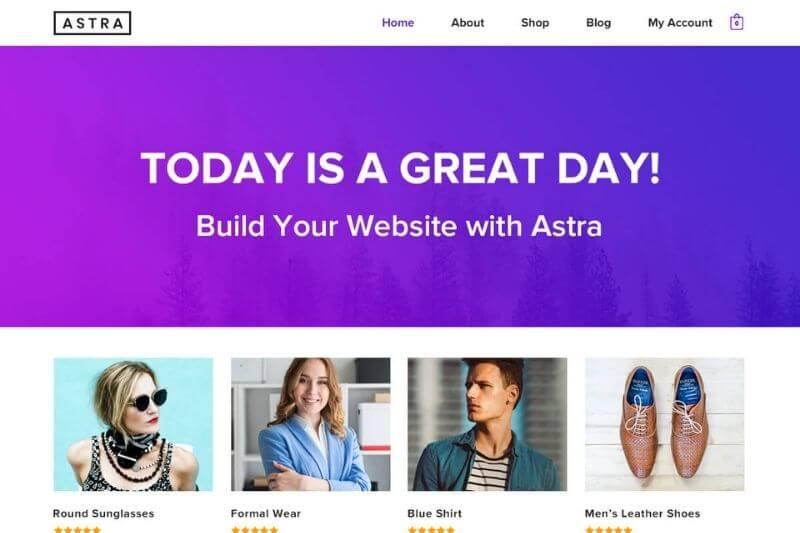 Mejores temas WordPress Premium