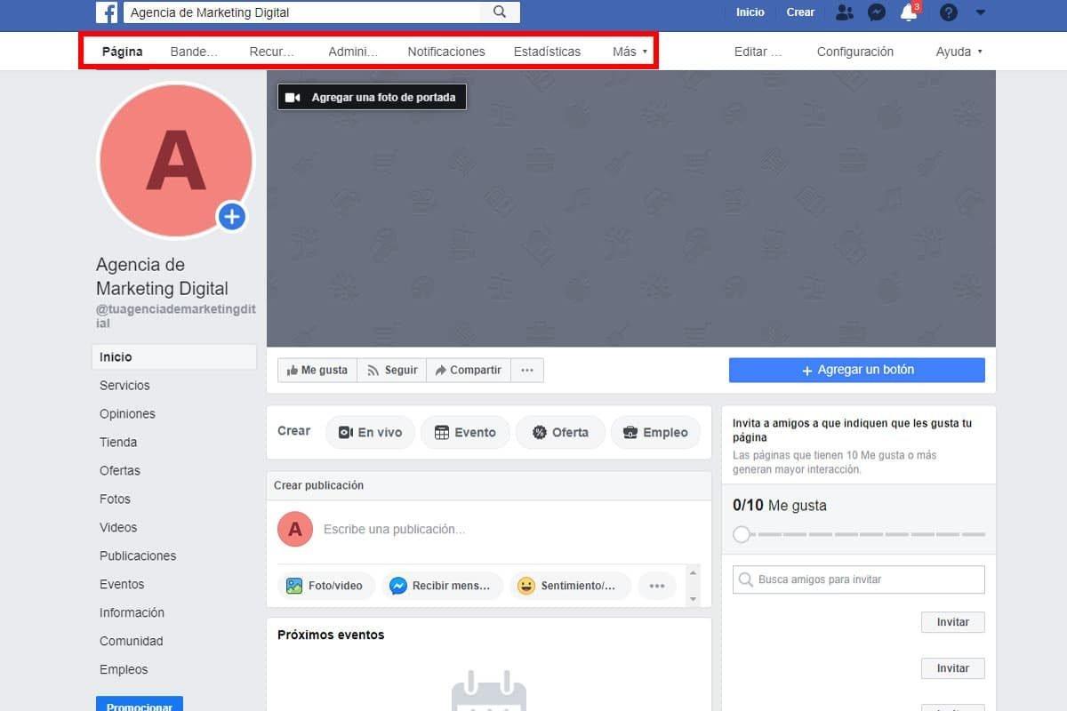 como-crear-un-perfil-de-empresa-en-facebook-paso-a-paso-estadisticas-gestion-de-redes-sociales-agencia-de-marketing-burgos